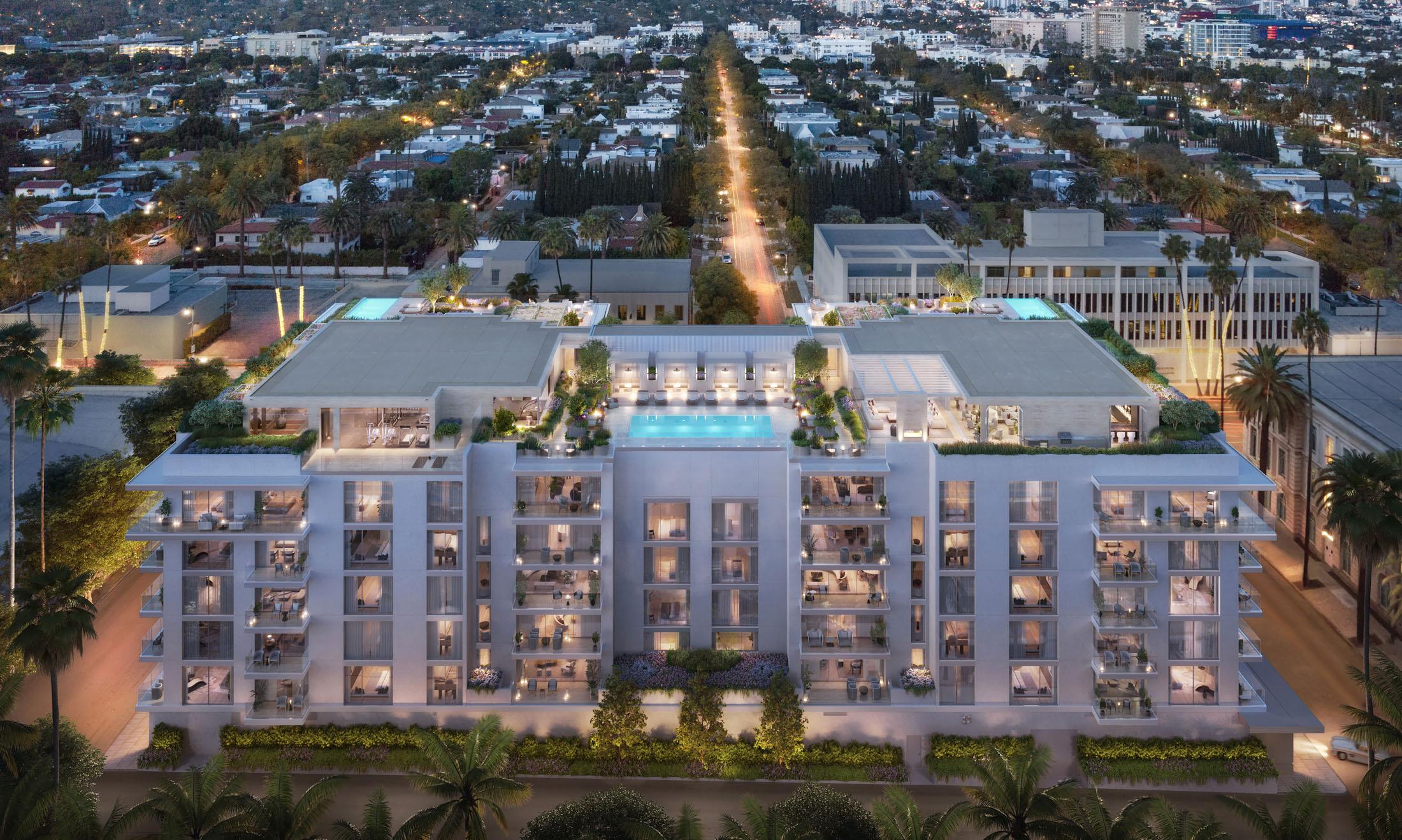 Mandarin Oriental tem 54 apartamentos à venda