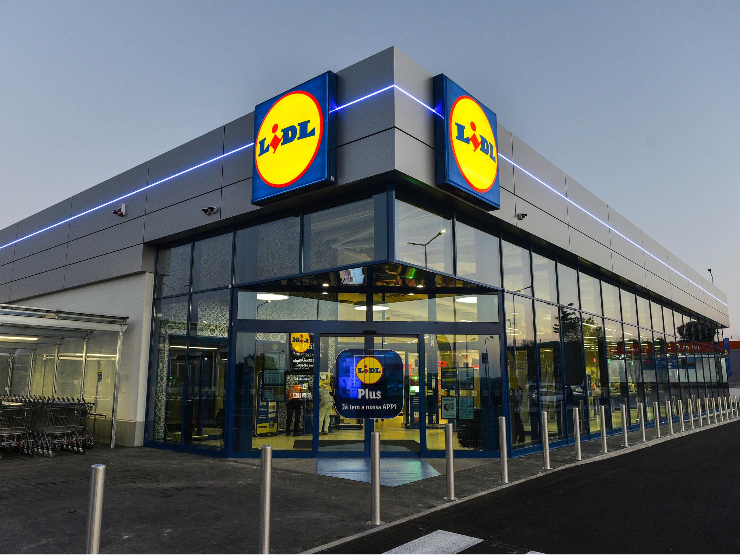 Nova loja Lidl em Oeiras