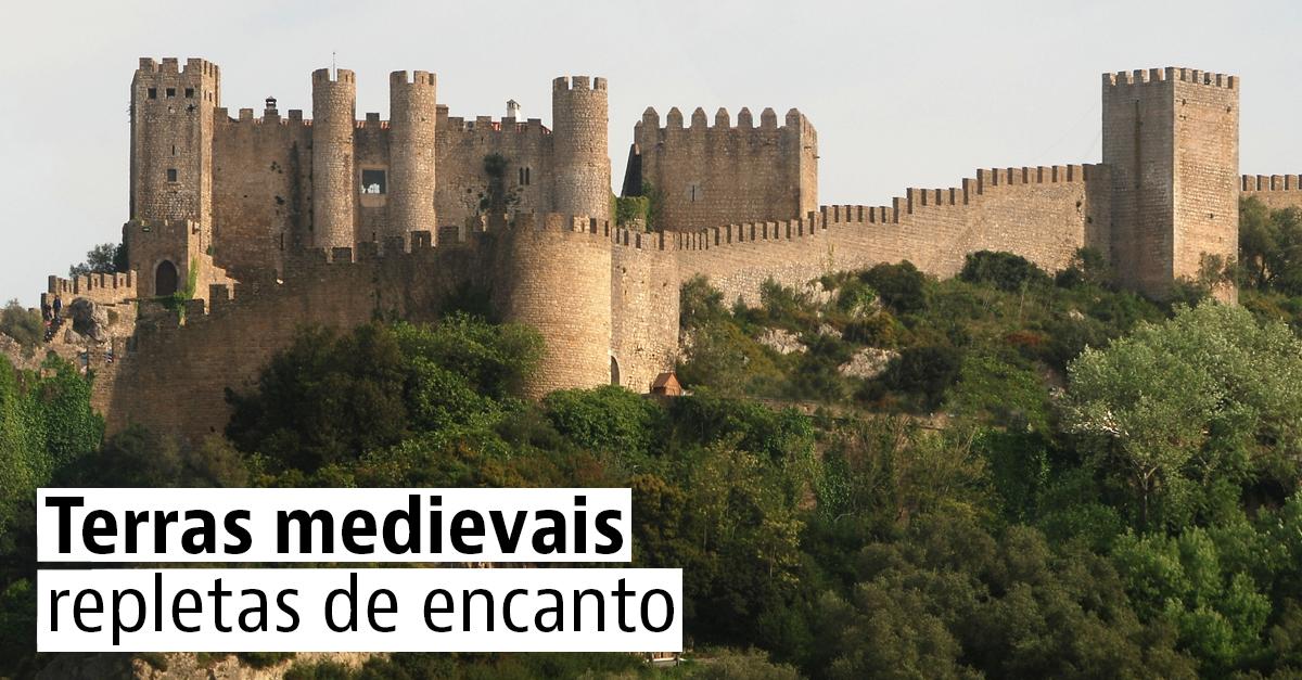 Vilas e Cidades Medievais em Portugal