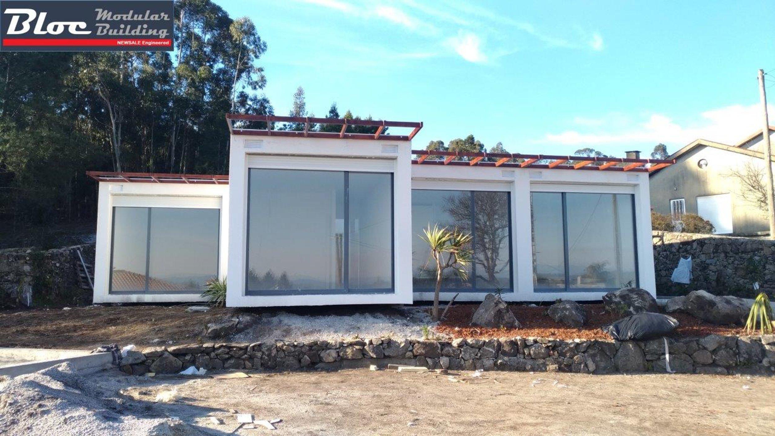 Casas modulares Bloc Modular Building