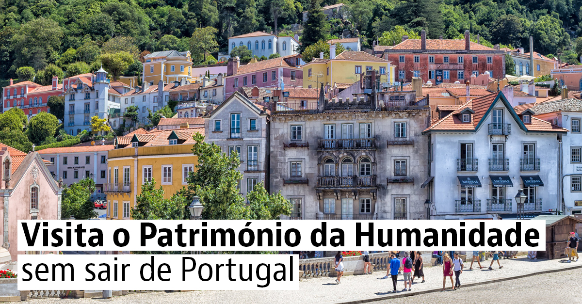 Património da Humanidade em Portugal