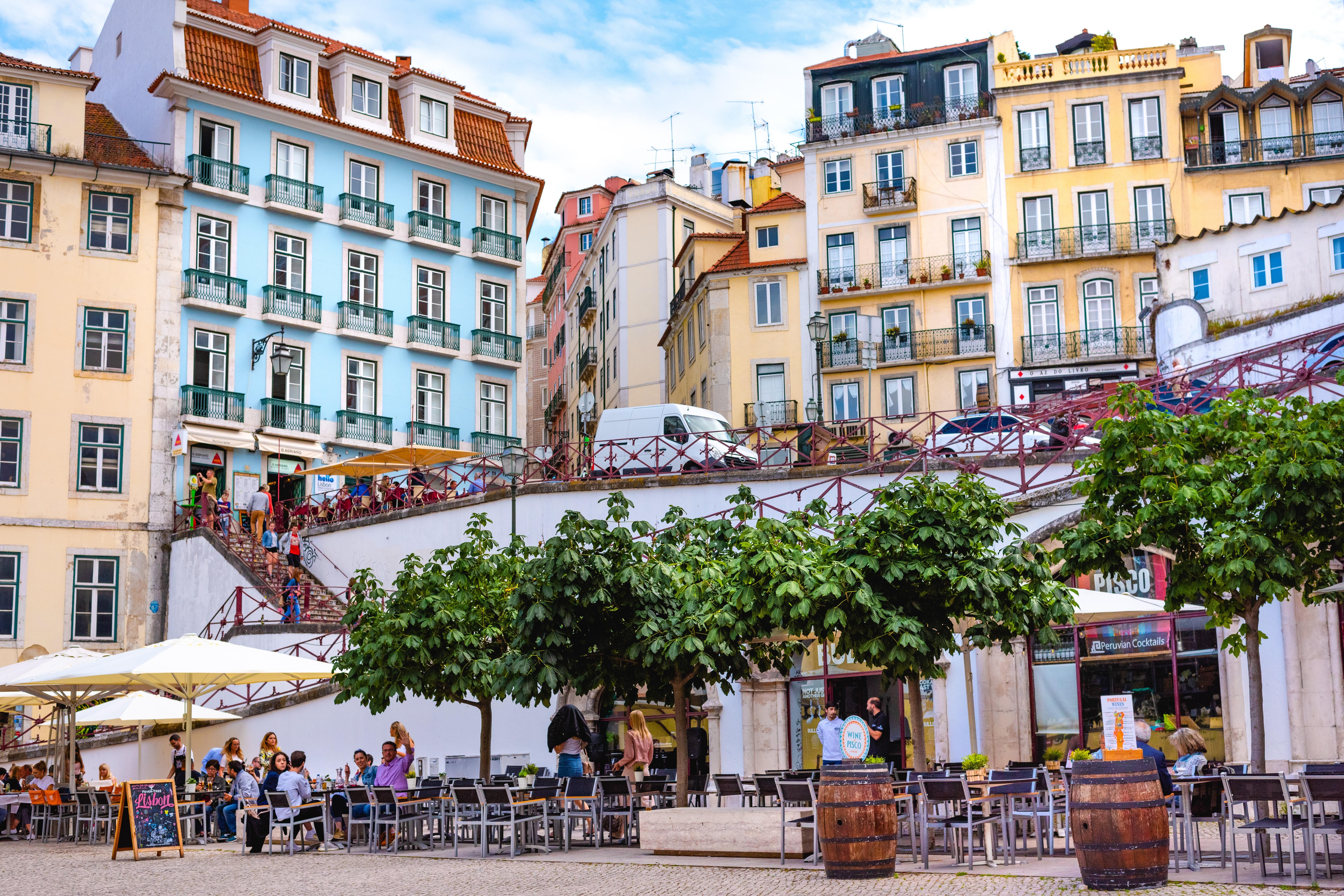 Casas de luxo em Lisboa