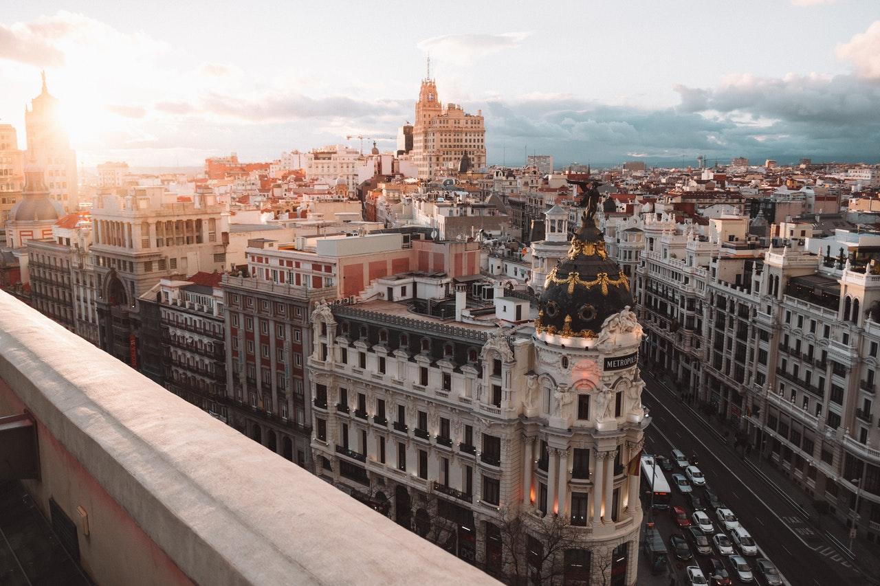 Preços das casas em Espanha