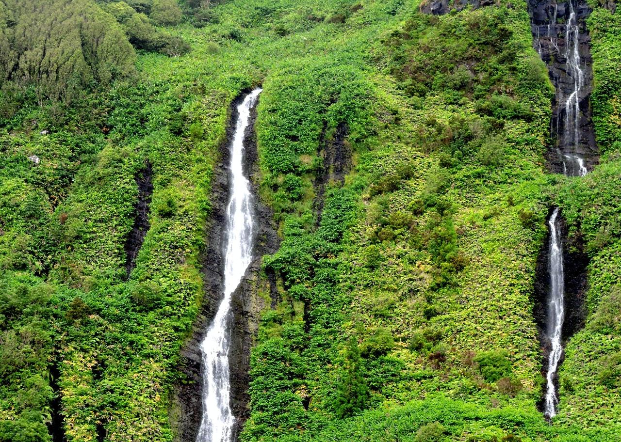 Paisagens incríveis nos Açores