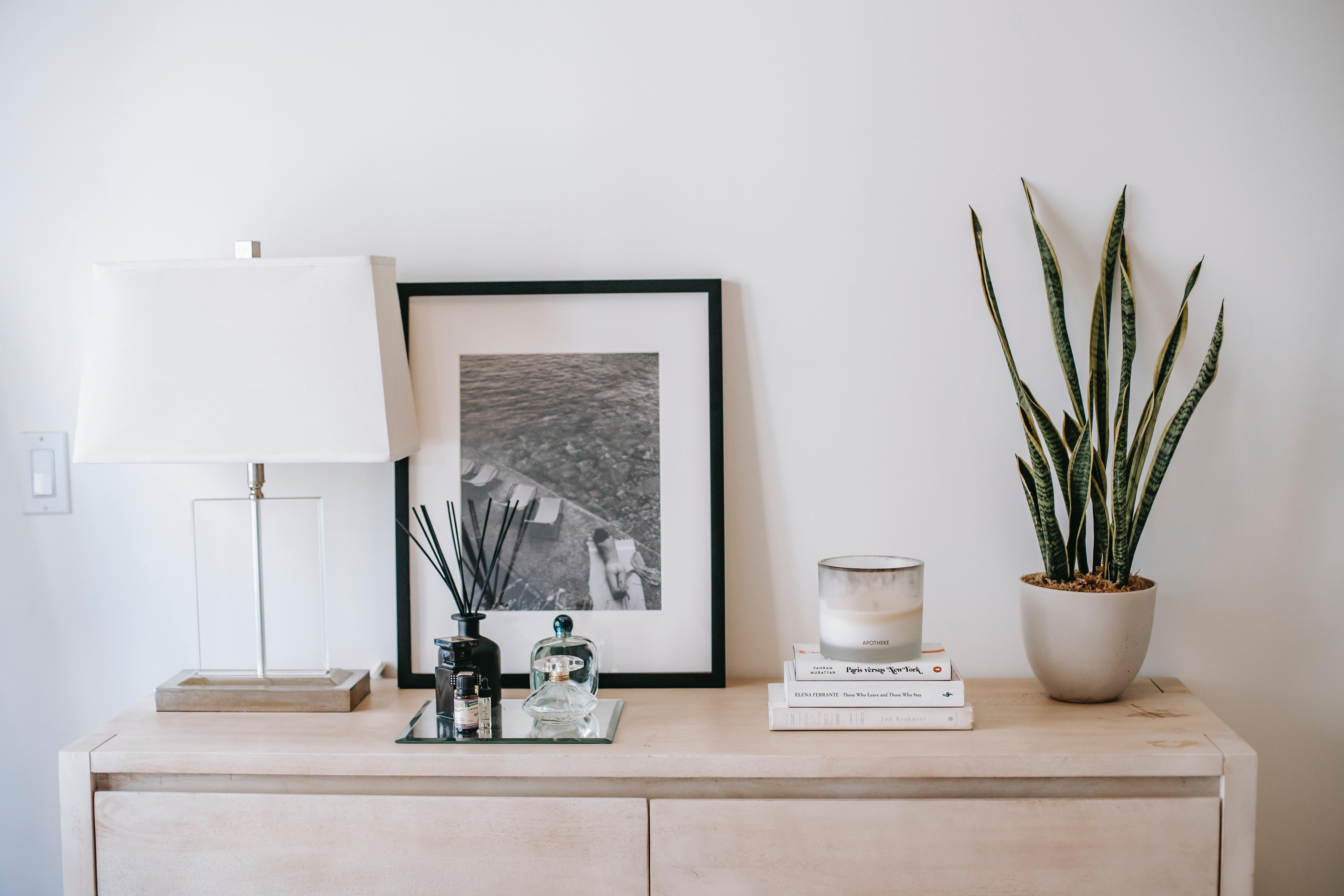Quadros e fotografias para decorar
