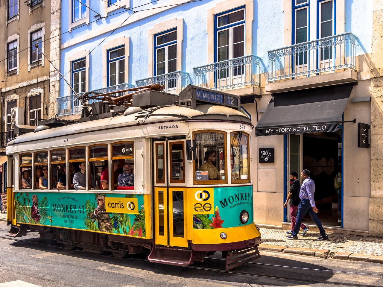 Preços das casas em Portugal