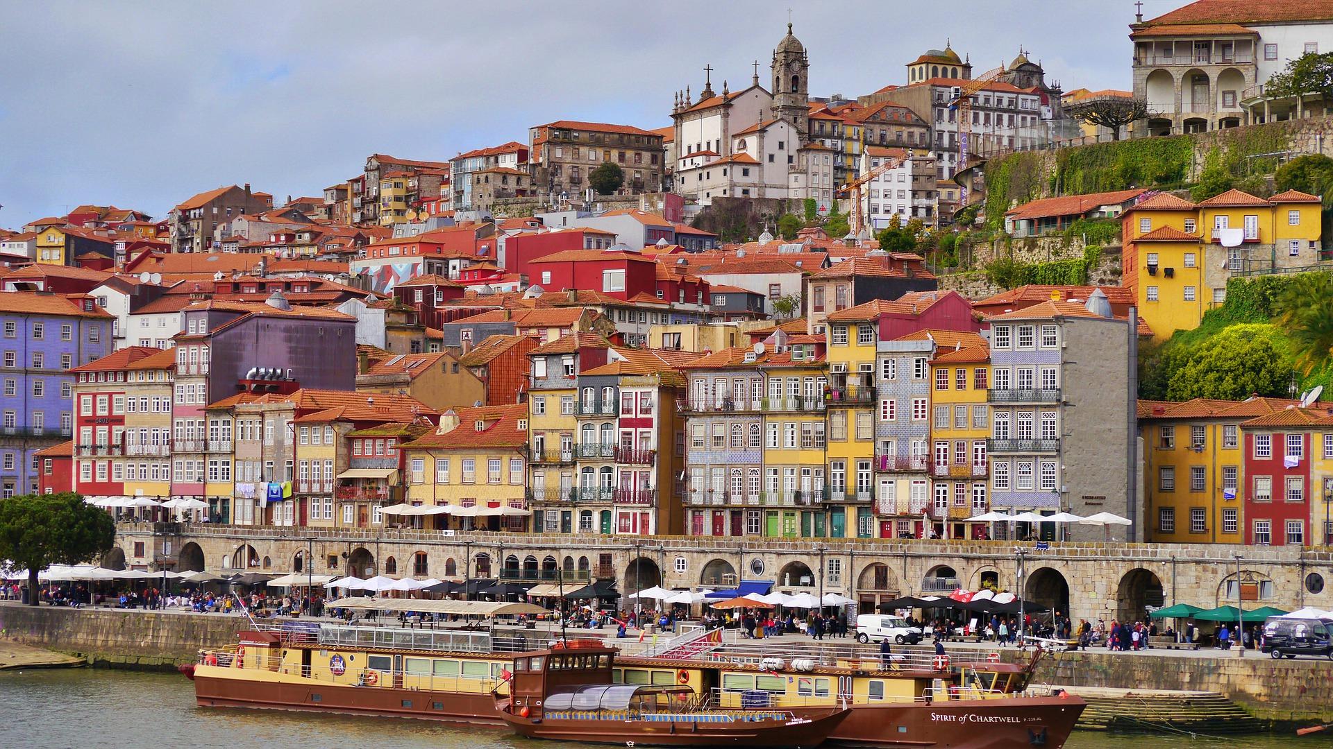 Escritórios no Porto