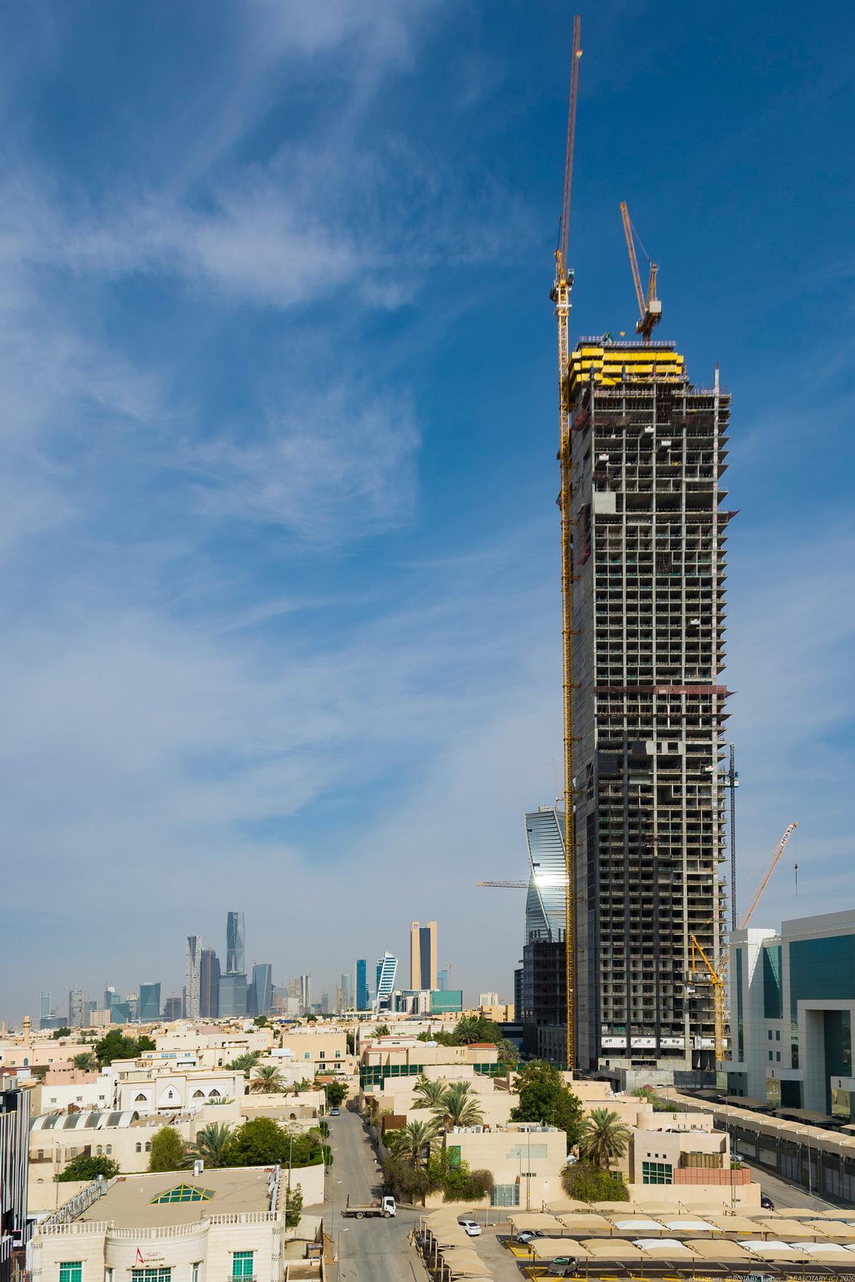 Rafal Living Tower, PROMONTORIO