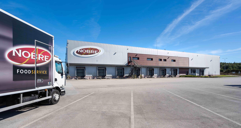 Fundo CORUM compra centro logístico da Nobre em Rio Maior