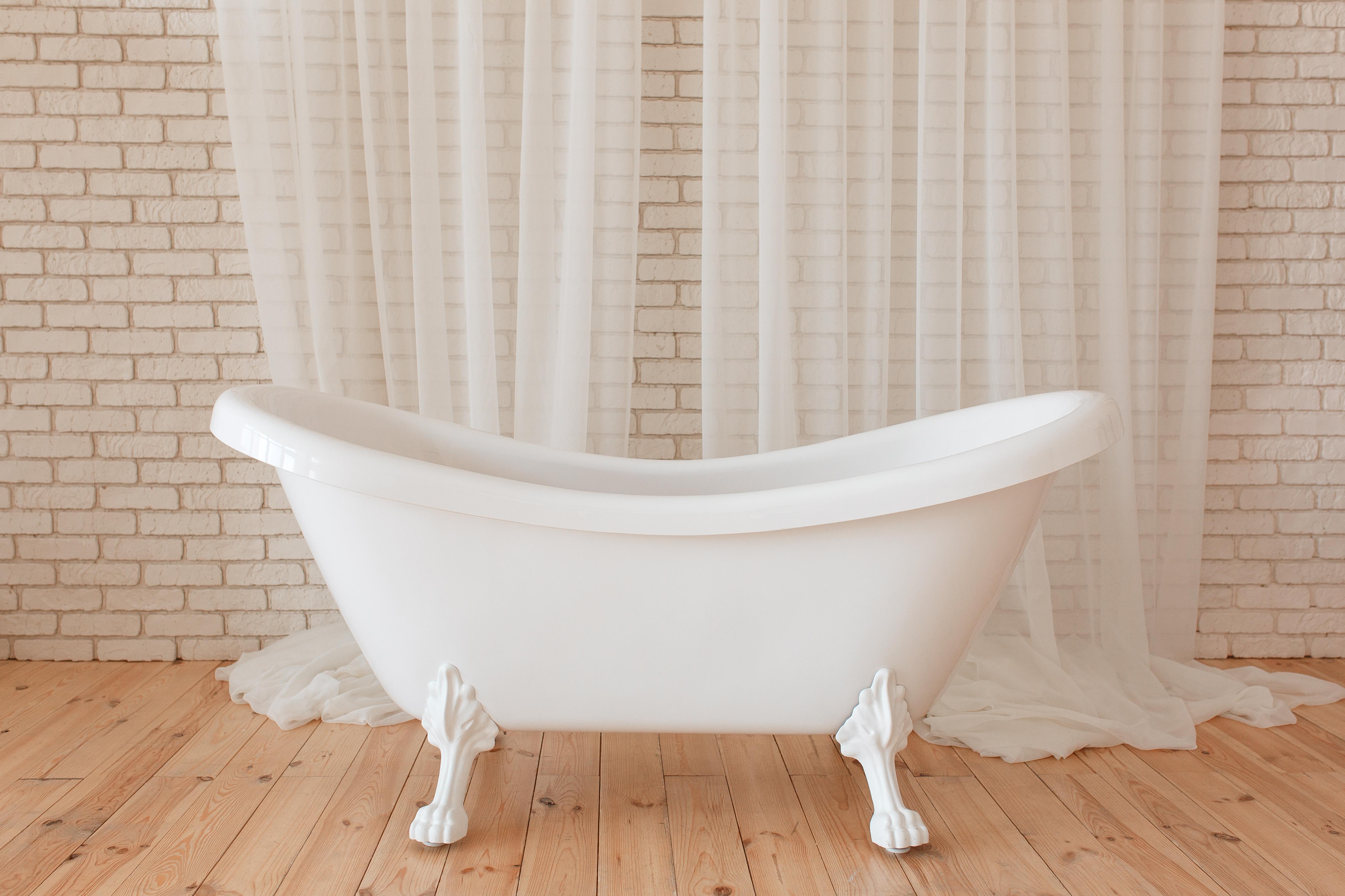Uma banheira de sonho
