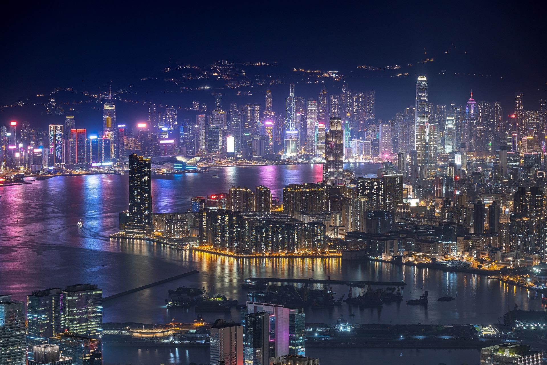 Preços das casas em Hong Kong