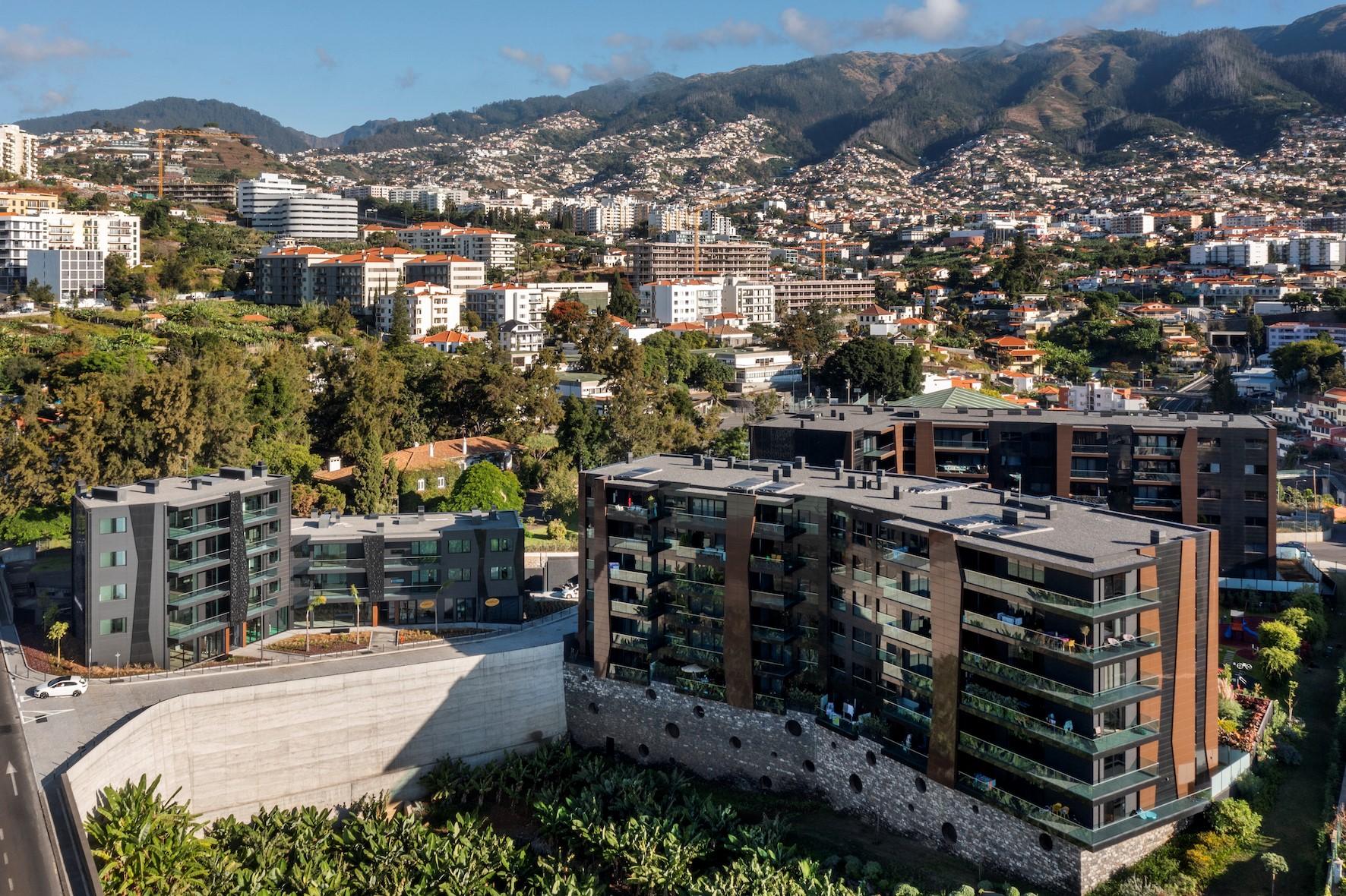 Socicorreia aposta na Madeira: conclui obra de 26 milhões e inicia novo projeto