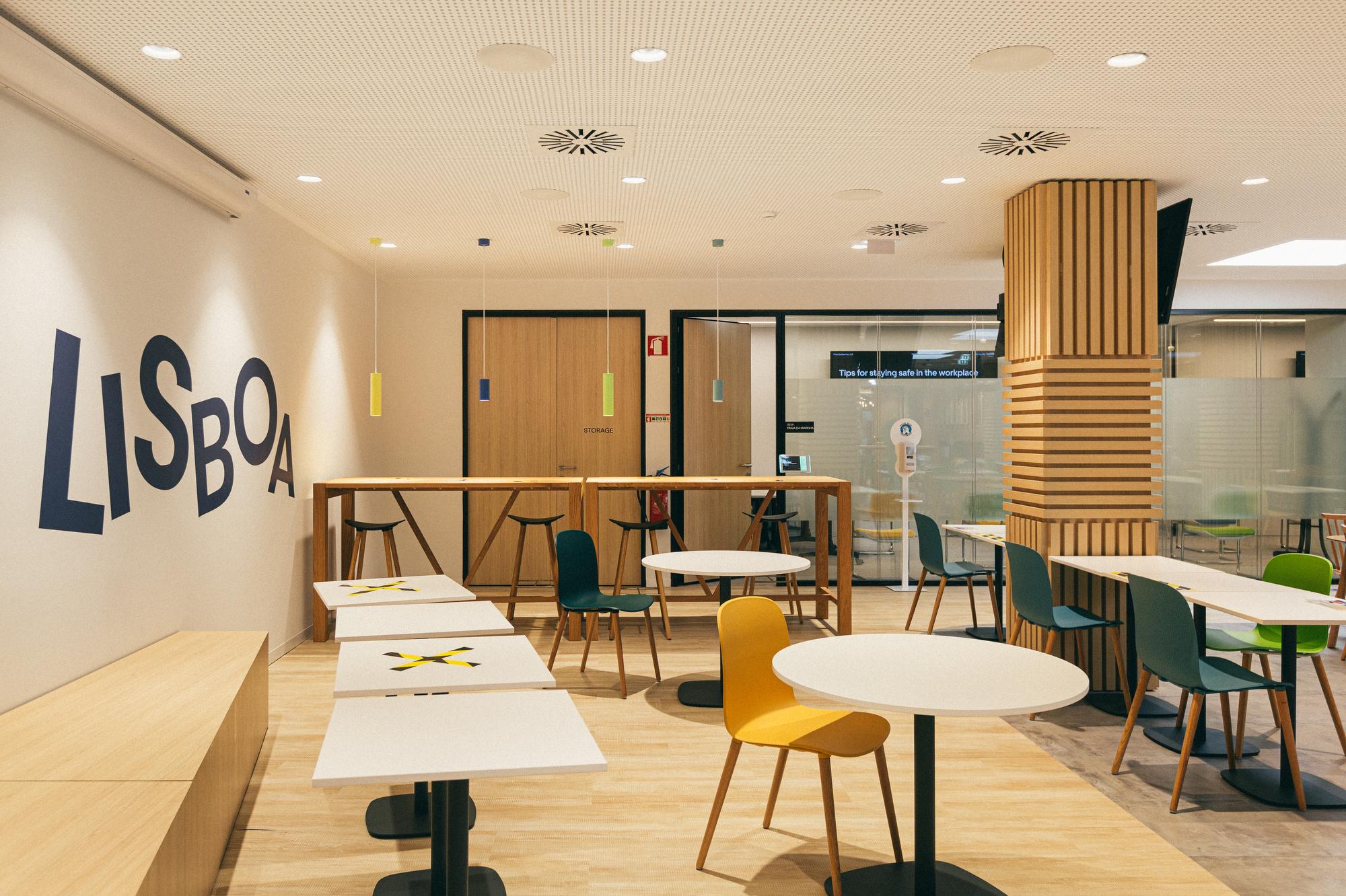 Nova sede da Uber em Lisboa