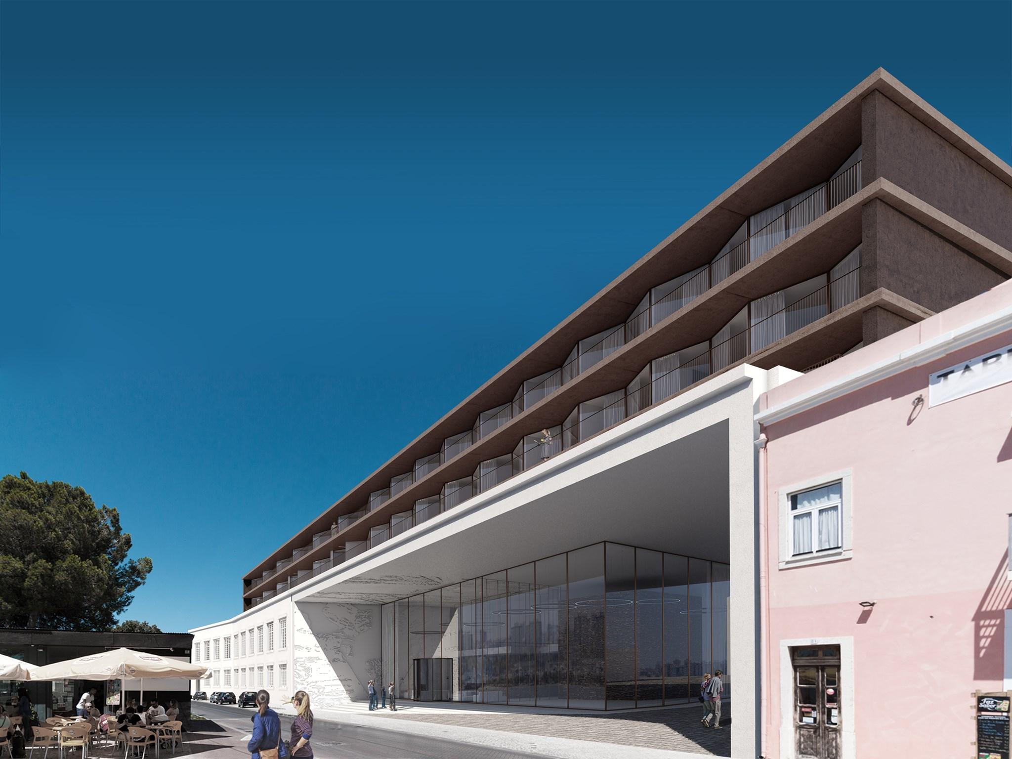 Novo hotel no Seixal