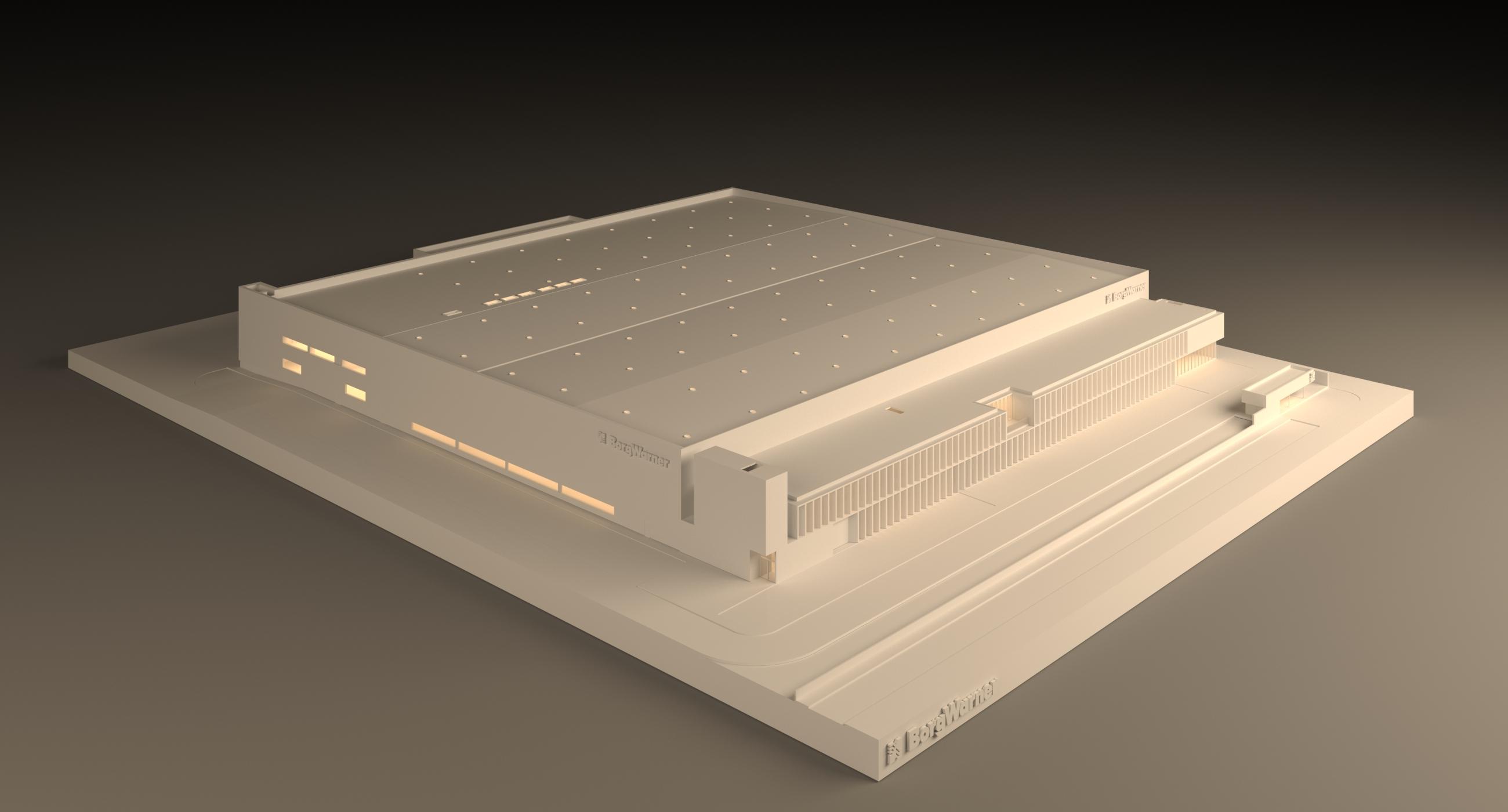 Fábrica da BorgWarner em Viana do Castelo estará concluída em 2023