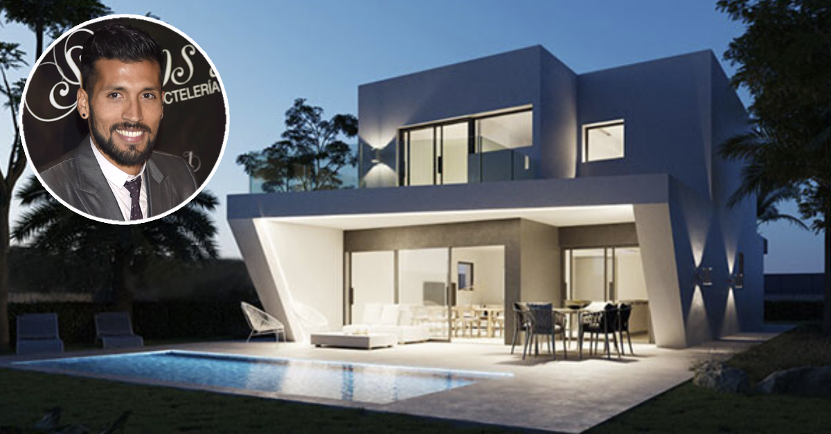 Garay (ex-jogador do Real Madrid) constrói 15 casas de luxo em Valência