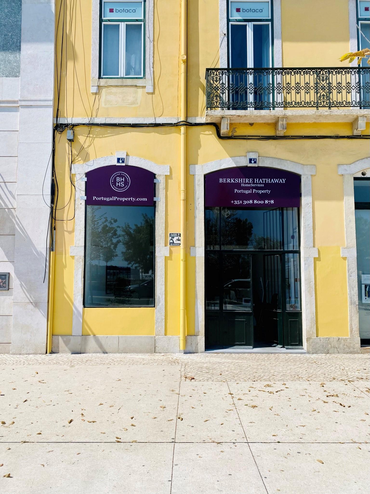 O novo escritório em Lisboa / Berkshire Hathaway HomeServices | Portugal Property