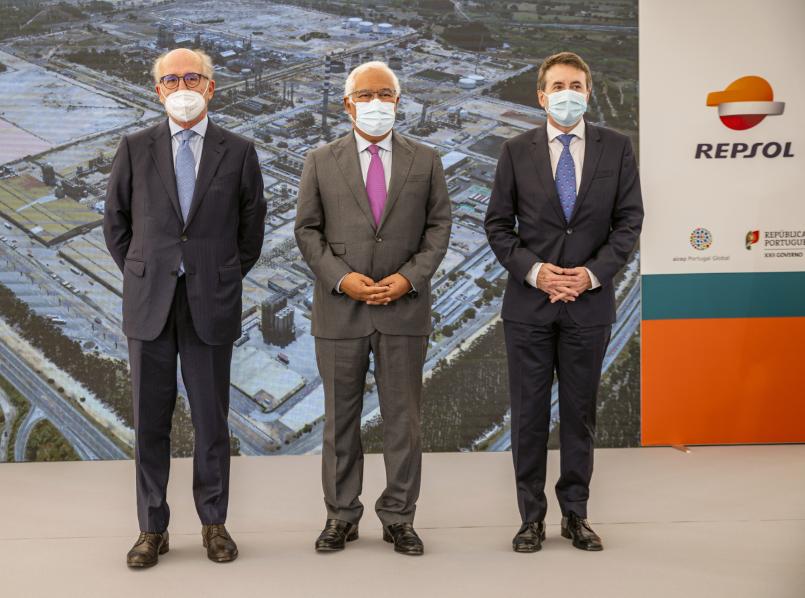 Repsol investe 657 milhões no Complexo Industrial de Sines
