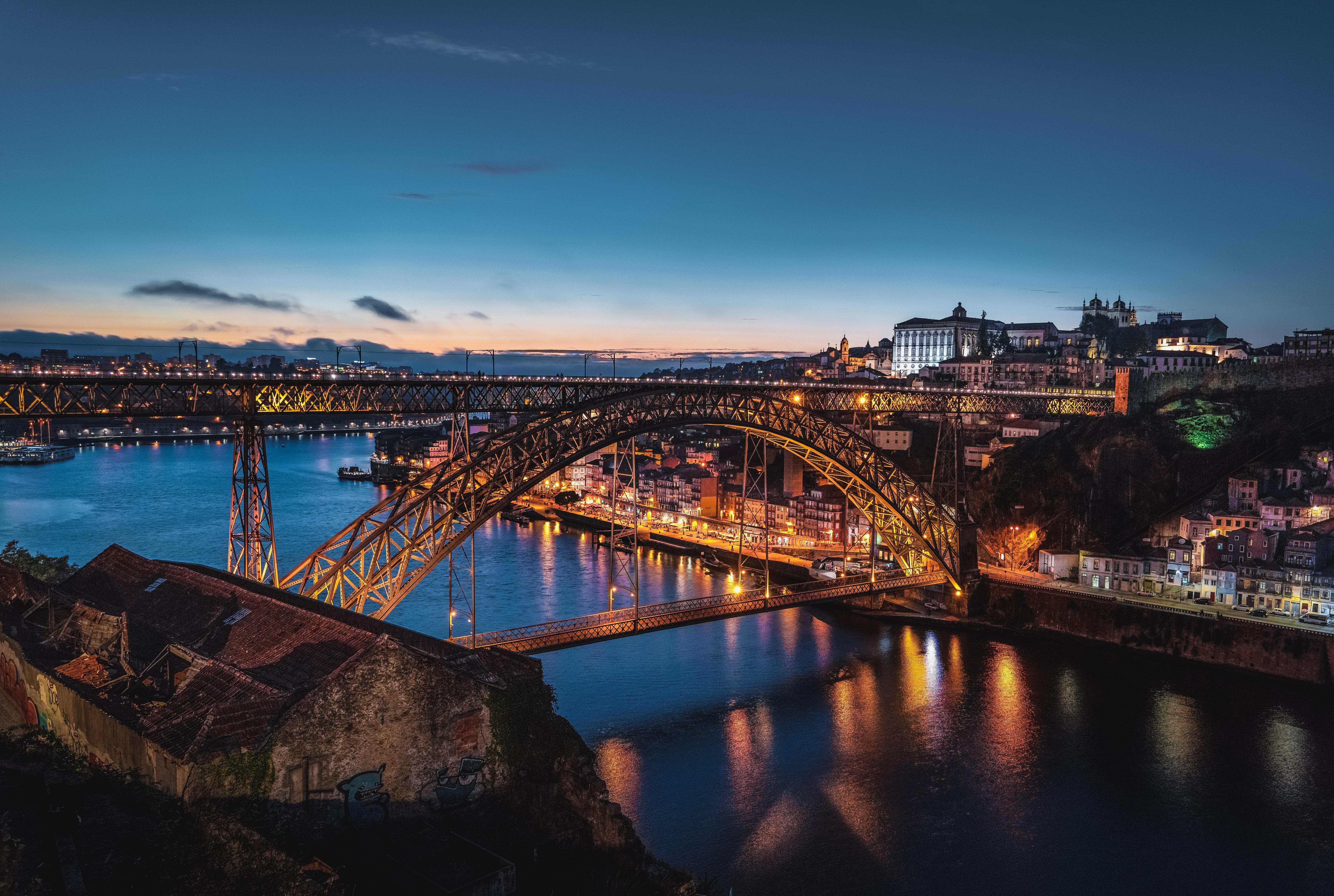 Porto é uma das melhores cidades da Europa