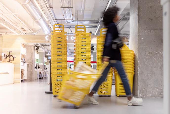 Vendas da Ikea em Portugal crescem 5%