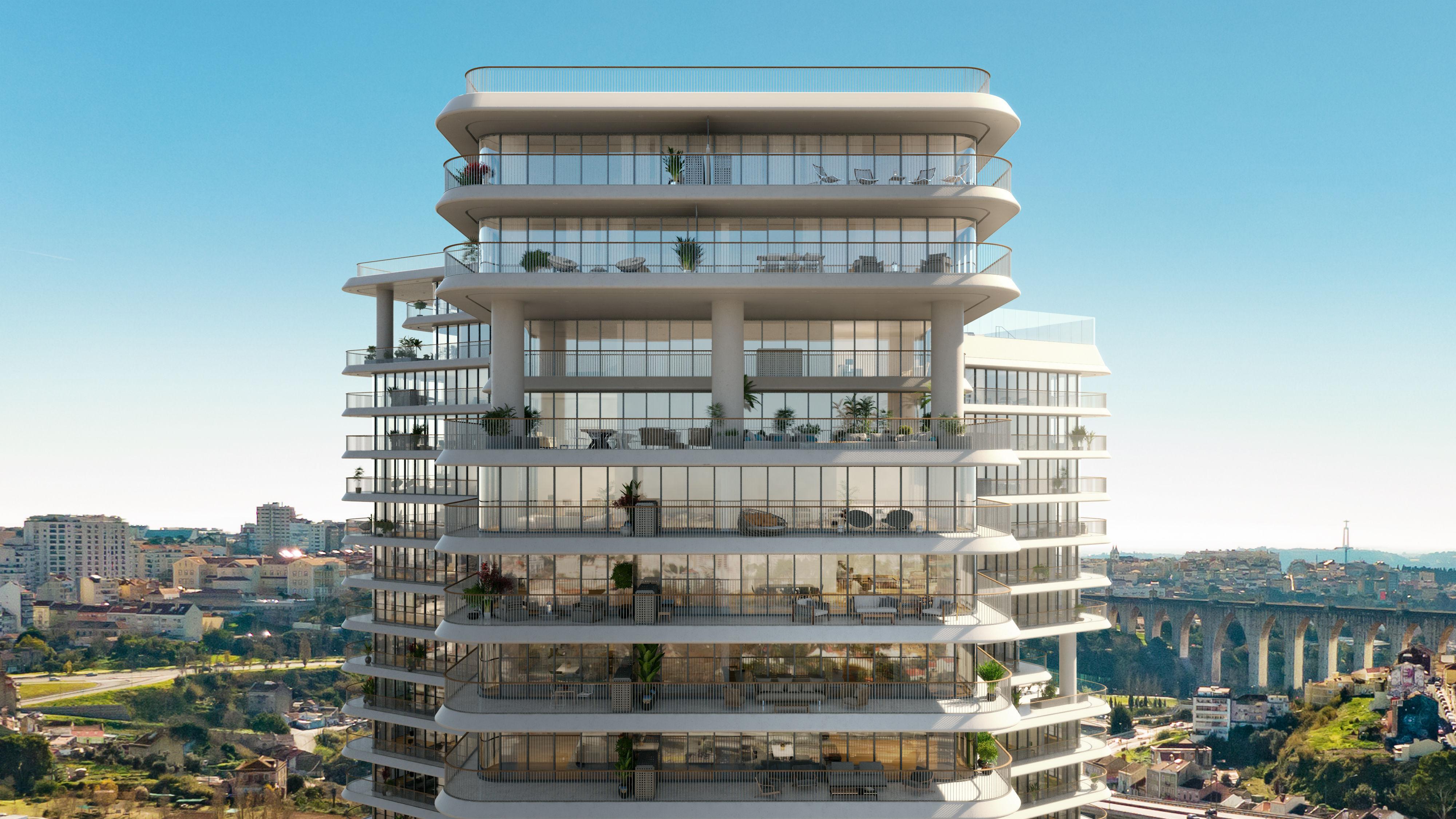 Torre infinity tem 60% das casas vendidas