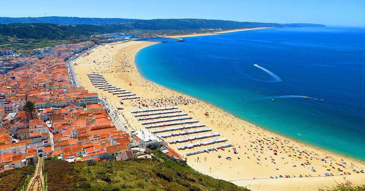 Trocar a cidade pelo campo: da Grande Lisboa para a Nazaré