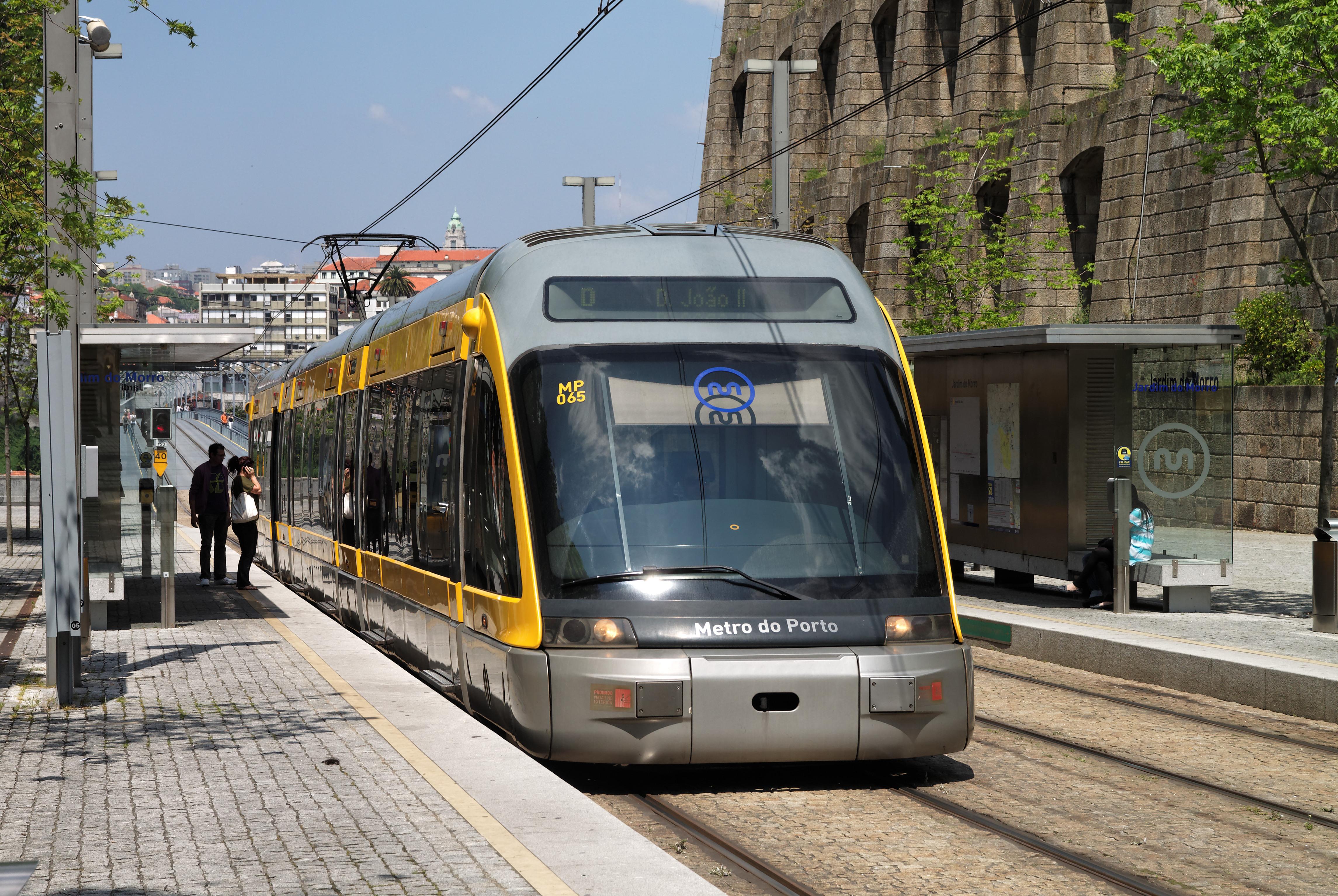 Metro do Porto e Gaia