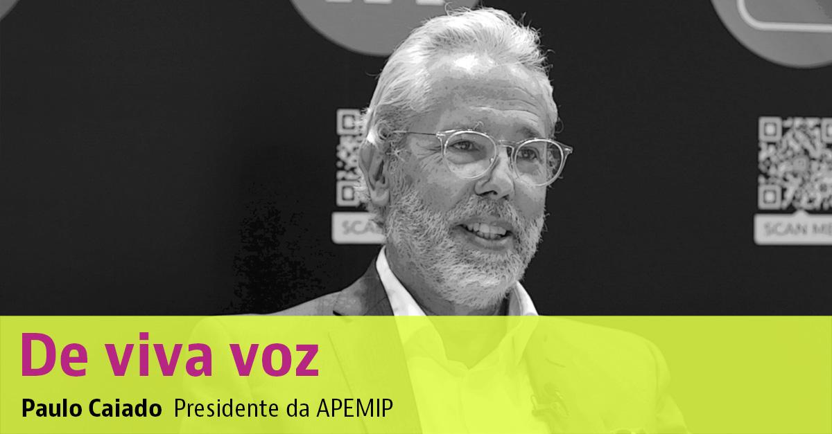 Paulo Caiado é o novo presidente da APEMIP