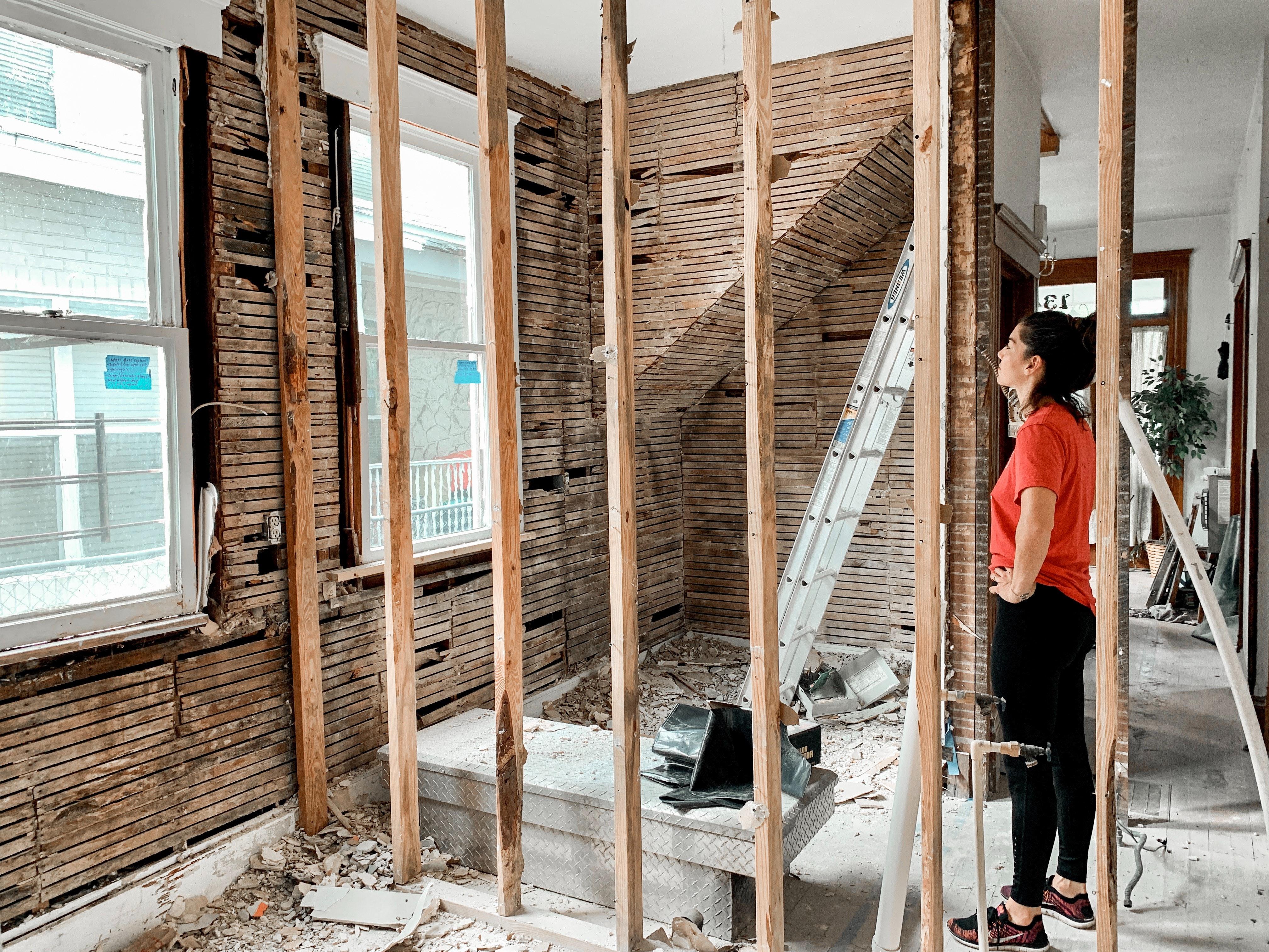 Casas à venda para reconstruir