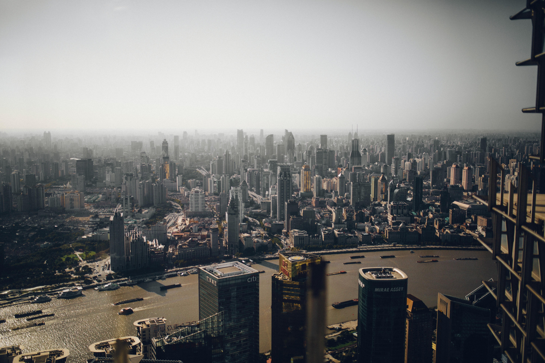 Mercado imobiliário chinês em queda após crise da Evergrande