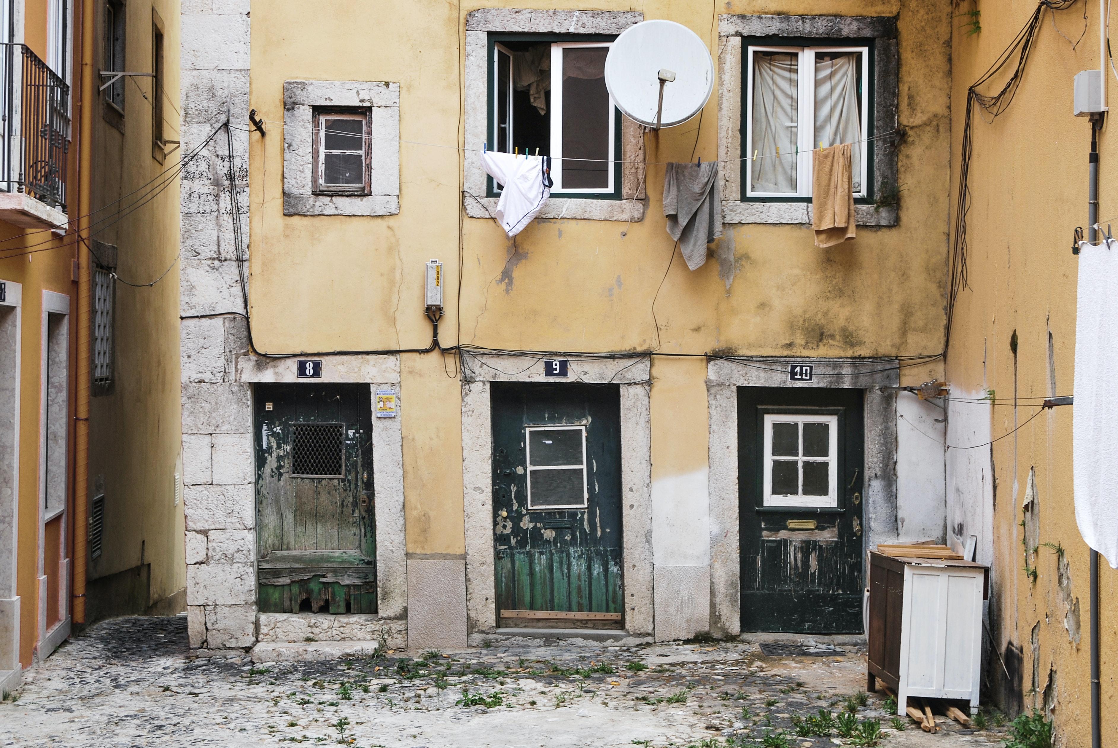 Casas pobres