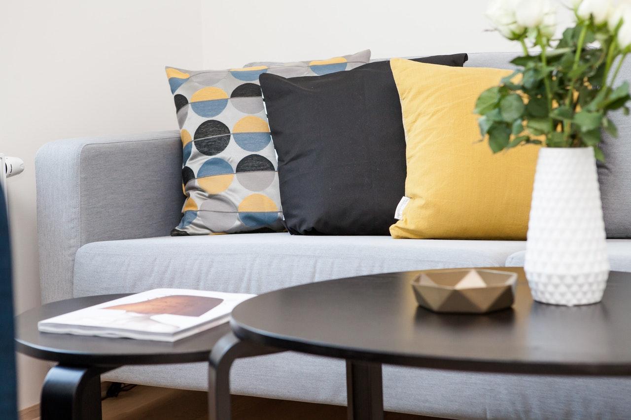 Elementos decorativos em casa