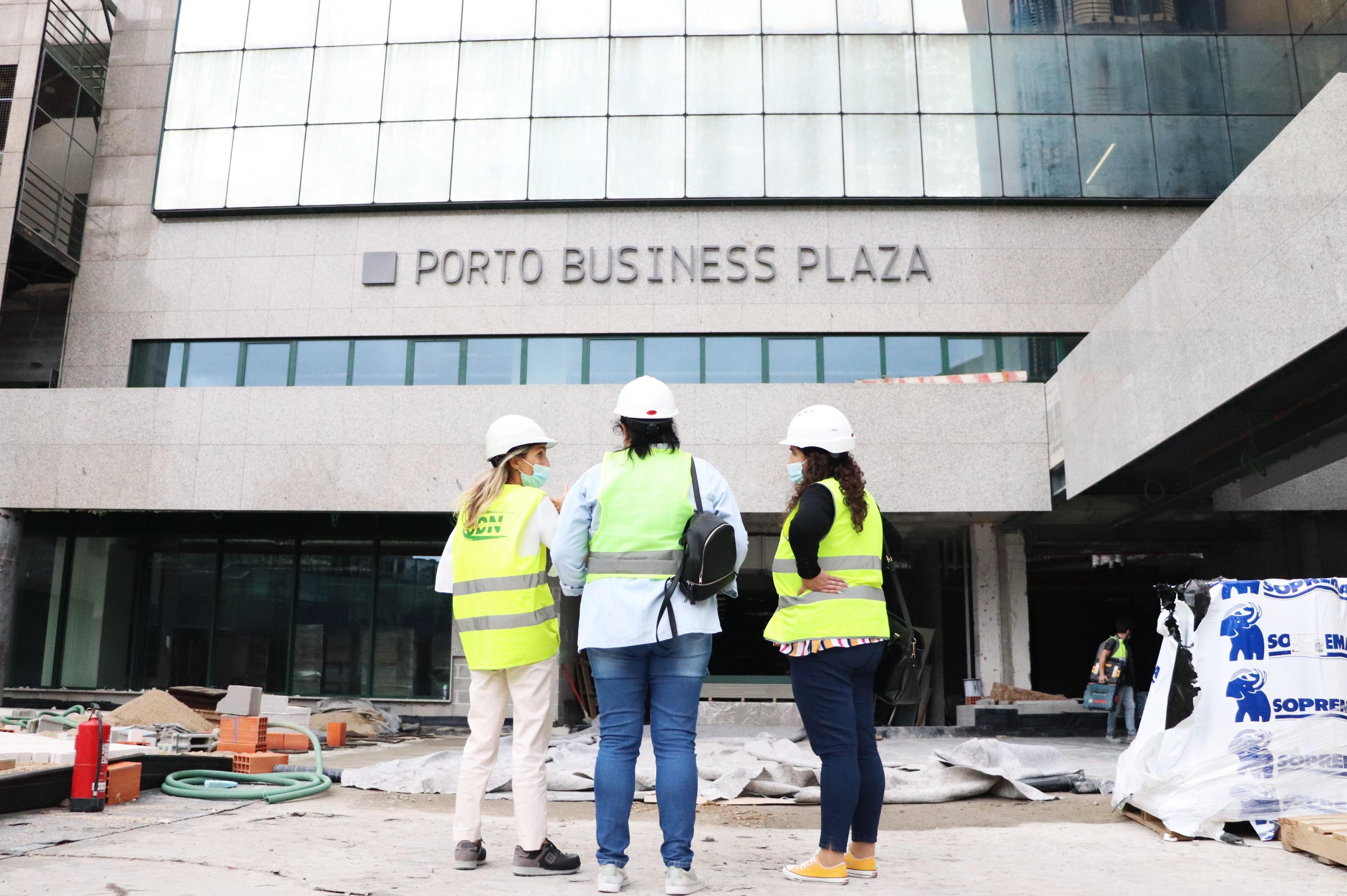 Bouygues Telecom Services vai instalar-se no Porto Business Plaza