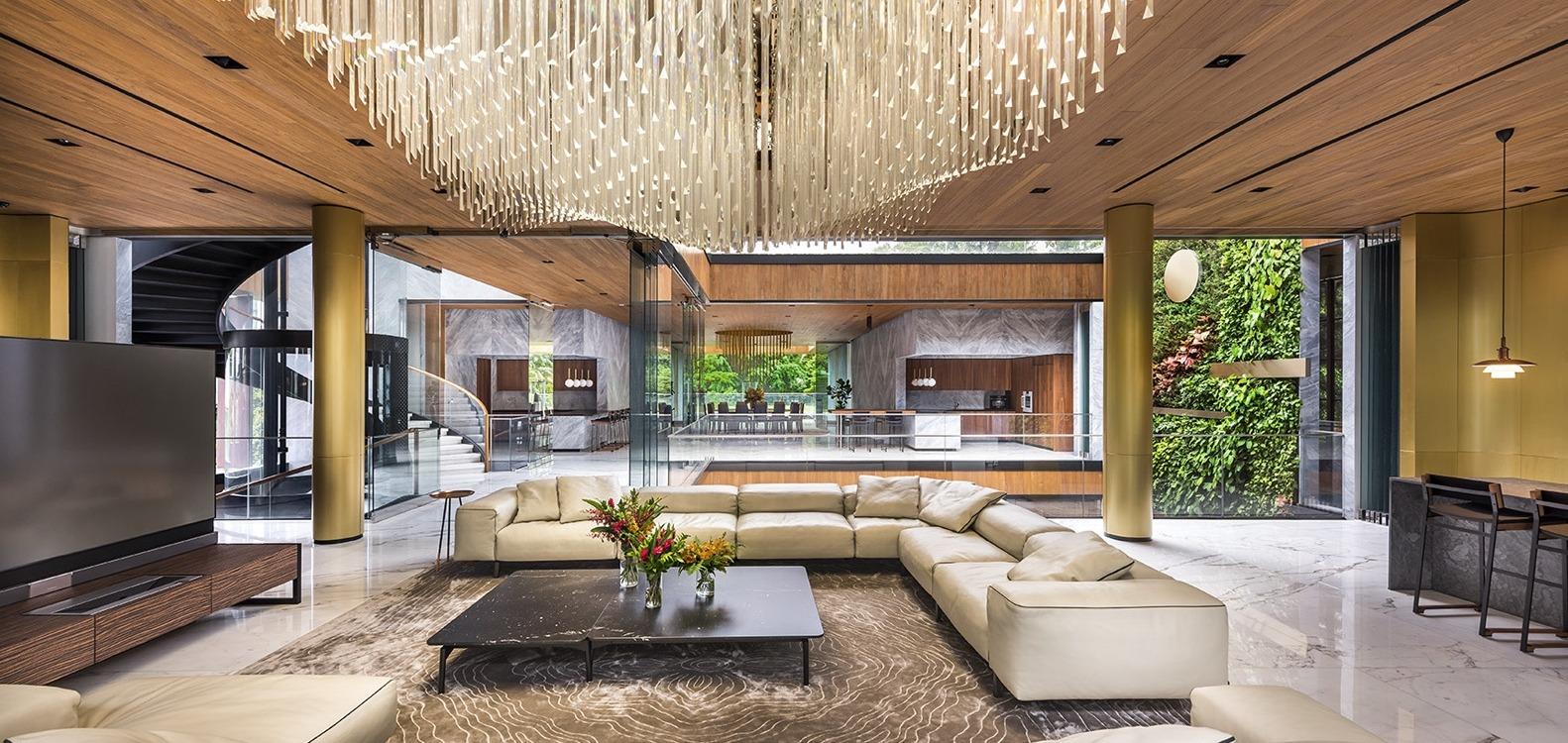Casas de sonho em Singapura