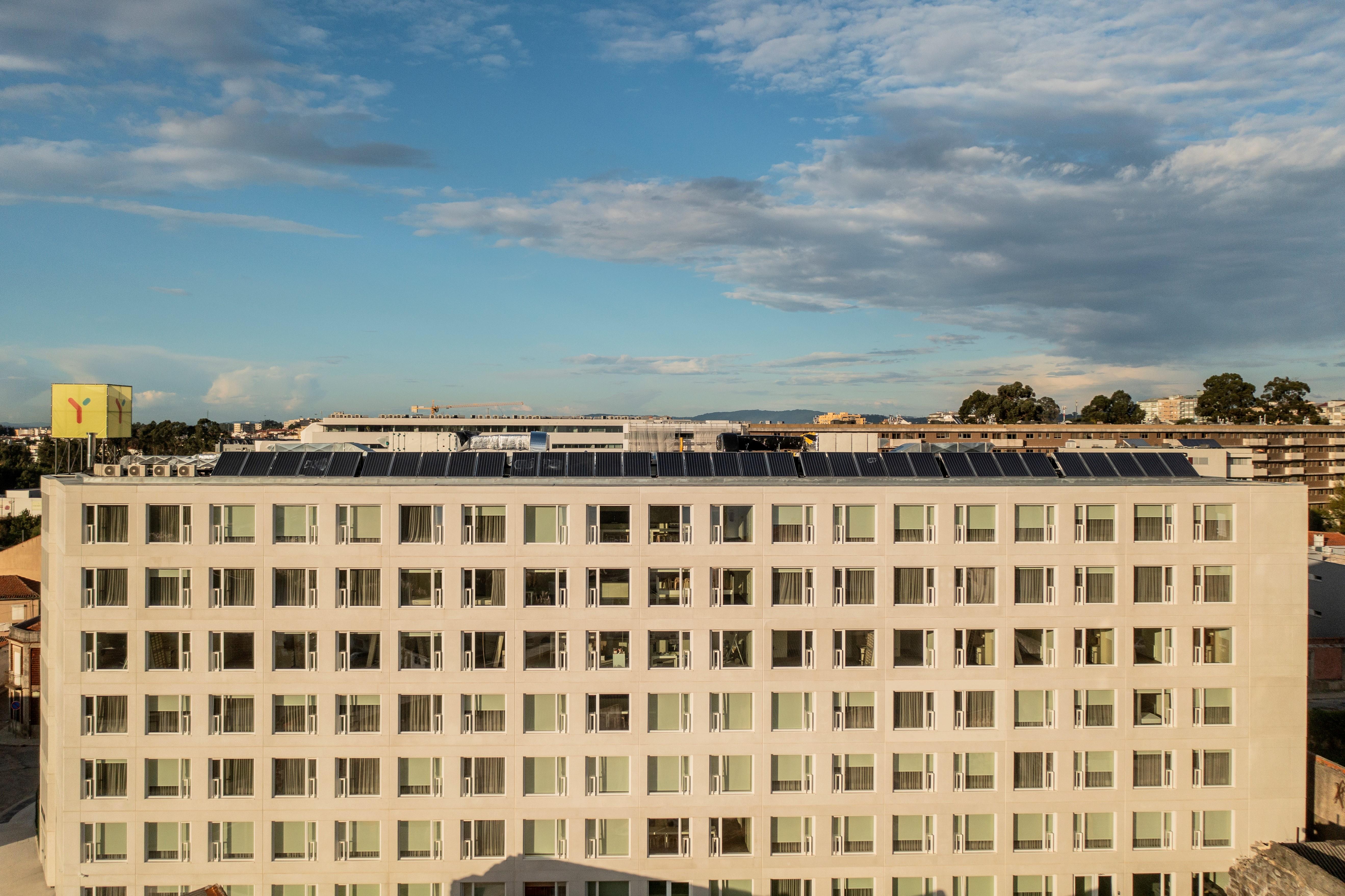 Residência de estudantes Studyou, no Porto
