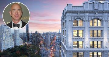 Jeff Bezos compra penthouse (e outros dois apartamentos) em Nova Iorque por 71,38 milhões