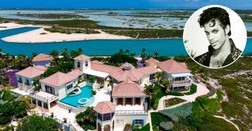 Ilha privada de Prince nas ilhas Turcas e Caicos vendida por 9,6 milhões