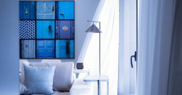 Pantone 2020: azul marinho, a cor para decorar a casa no próximo ano
