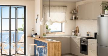 """Como ter uma cozinha de sonho e adaptada ao """"novo normal"""" no pós-Covid-19"""