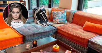 Assim é a casa de Gigi Hadid em Nova Iorque (decorada pela própria)