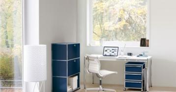 Ideias para decorar e organizar o escritório em casa - até para quem tem pouco espaço