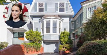 Winona Ryder vende casa de charme em São Francisco por mais de quatro milhões