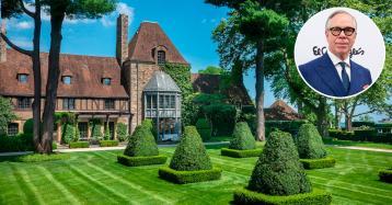 Tommy Hilfiger vende uma das suas joias imobiliárias por 37,5 milhões