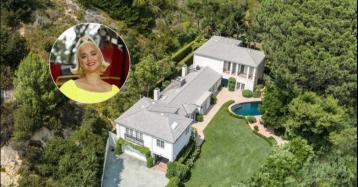 Katy Perry fecha venda de mansão de luxo em Beverly Hills por 6,2 milhões