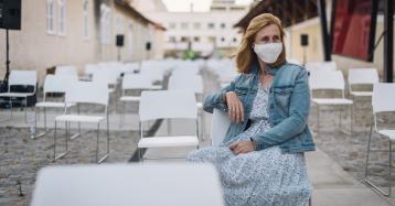 Máscara deixa de ser obrigatória no exterior em setembro