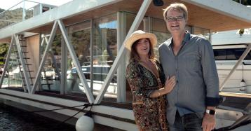 Como é viver numa casa barco? Desvendamos os segredos