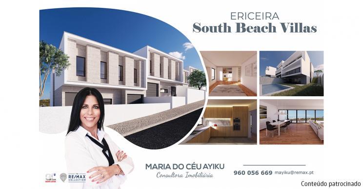 Moradias de luxo e amigas do ambiente: vão nascer na Ericeira as South Beach Villas