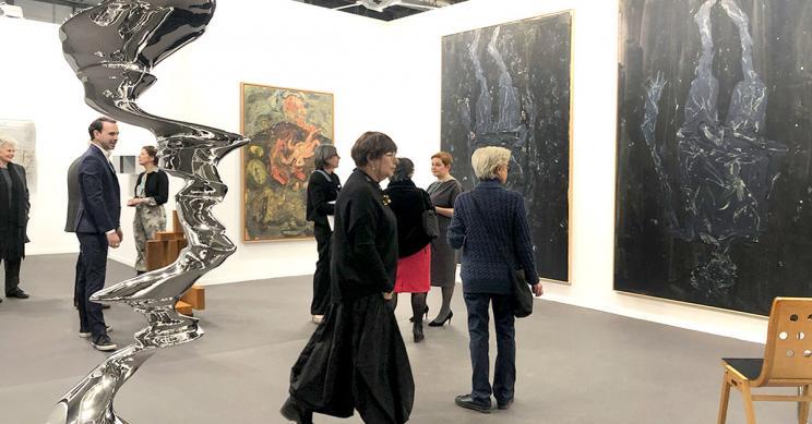 ARCO 2020: visita guiada pela feira de arte de Madrid, desde as obras mais caras às mais baratas