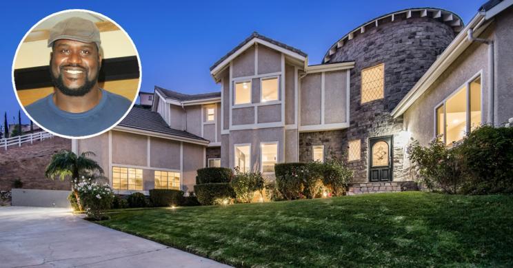 Ex-jogador da NBA Shaquille O'Neal está a vender a casa… através do Instagram