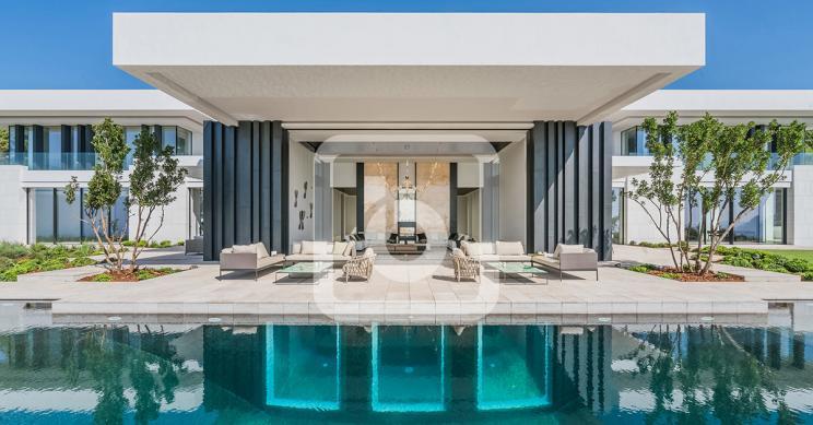 Uma mansão ultraluxuosa em La Zagaleta, umas das urbanizações mais luxuosas da Europa